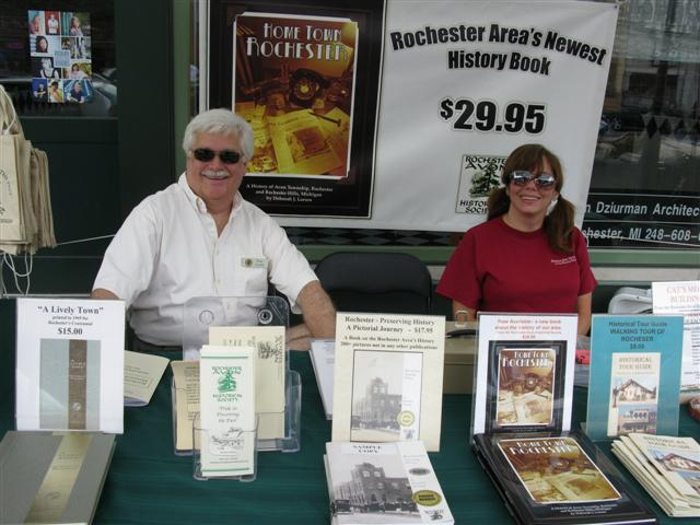 Sidewalk Sale Crosleys Multiply In Rochester: Rochester-Avon Historical Society